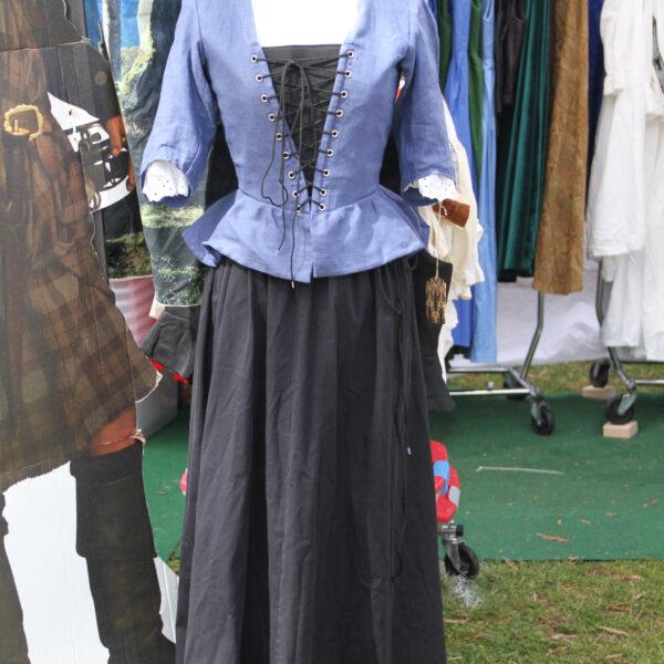 18th Century Ladies' Jacket